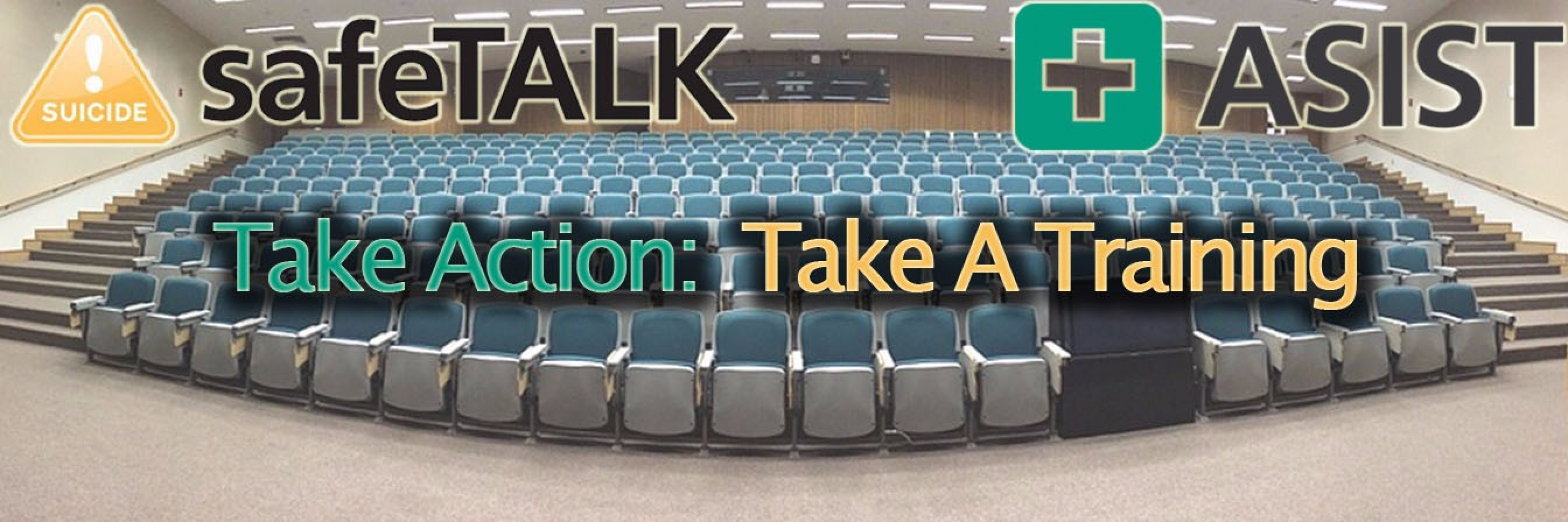 Take Action – Take A Training
