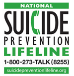suicide prevention lifeline.org